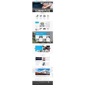 珠海做网站之500强企业网站建设案例